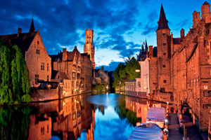 Circuito Bruselas-Brujas-Gante-París 6 días