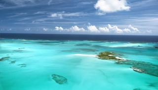 Islas exóticas del Caribe