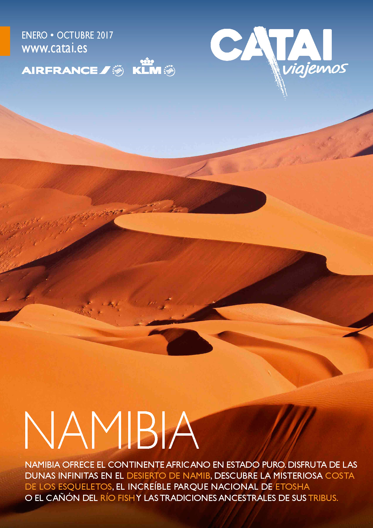 Catai Diptico Namibia 2017