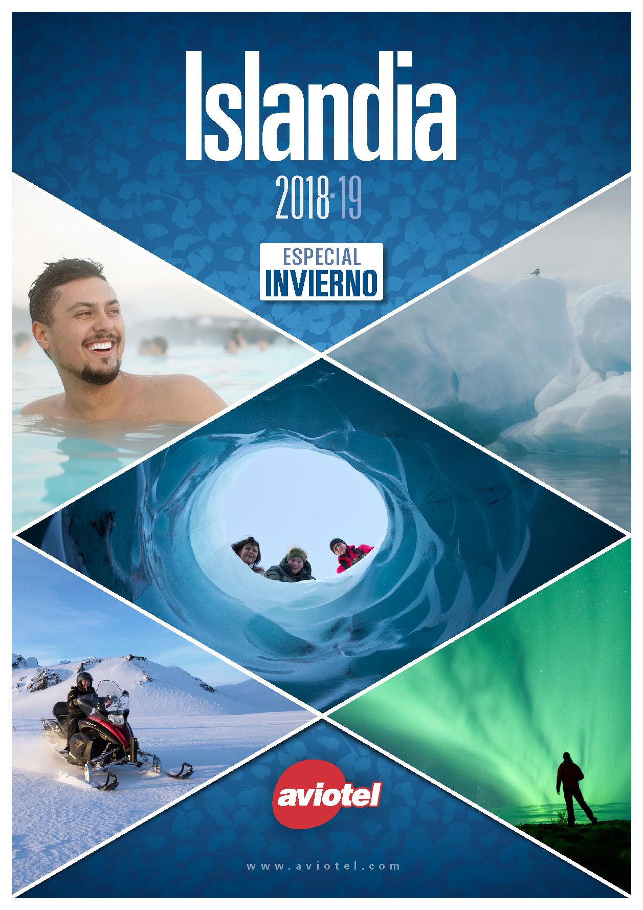 Catalogo Aviotel Islandia Invierno 2018-2019