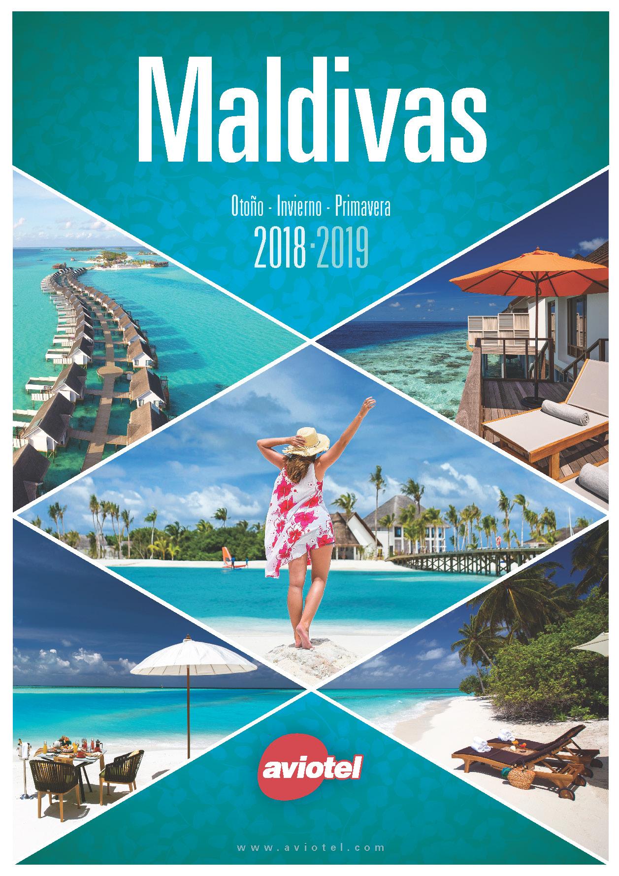 Catalogo Aviotel Maldivas Otono-Invierno-Primavera 2018-2019