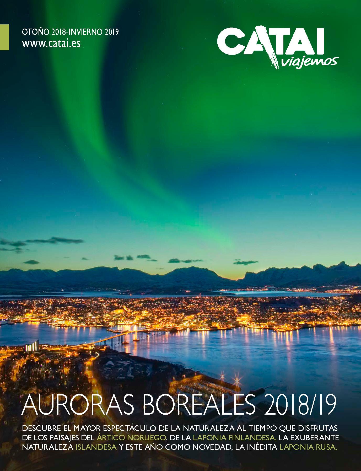 Catalogo Catai Auroras Boreales 2018-2019