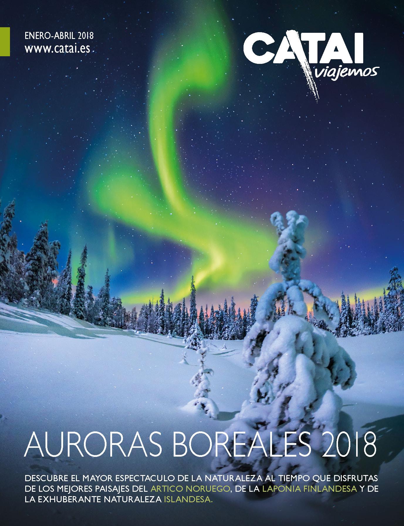 Catalogo Catai Auroras Boreales 2018