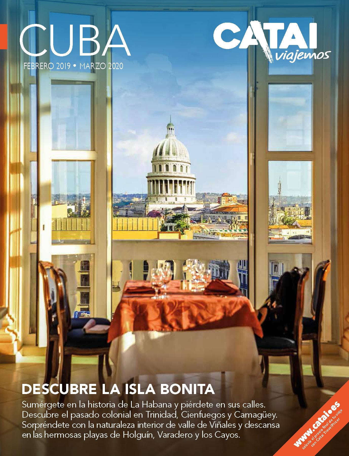 Catalogo Catai Cuba 2019