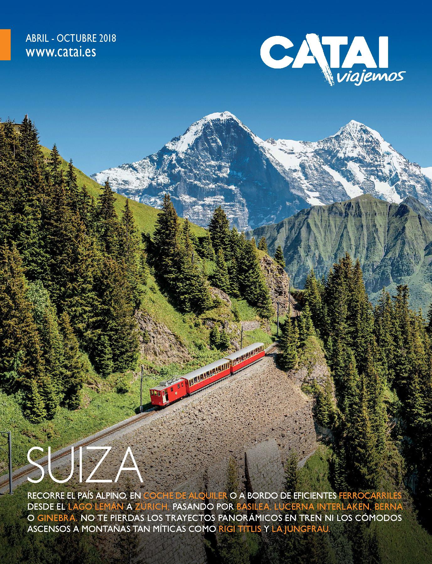Catalogo Catai Suiza Verano 2018