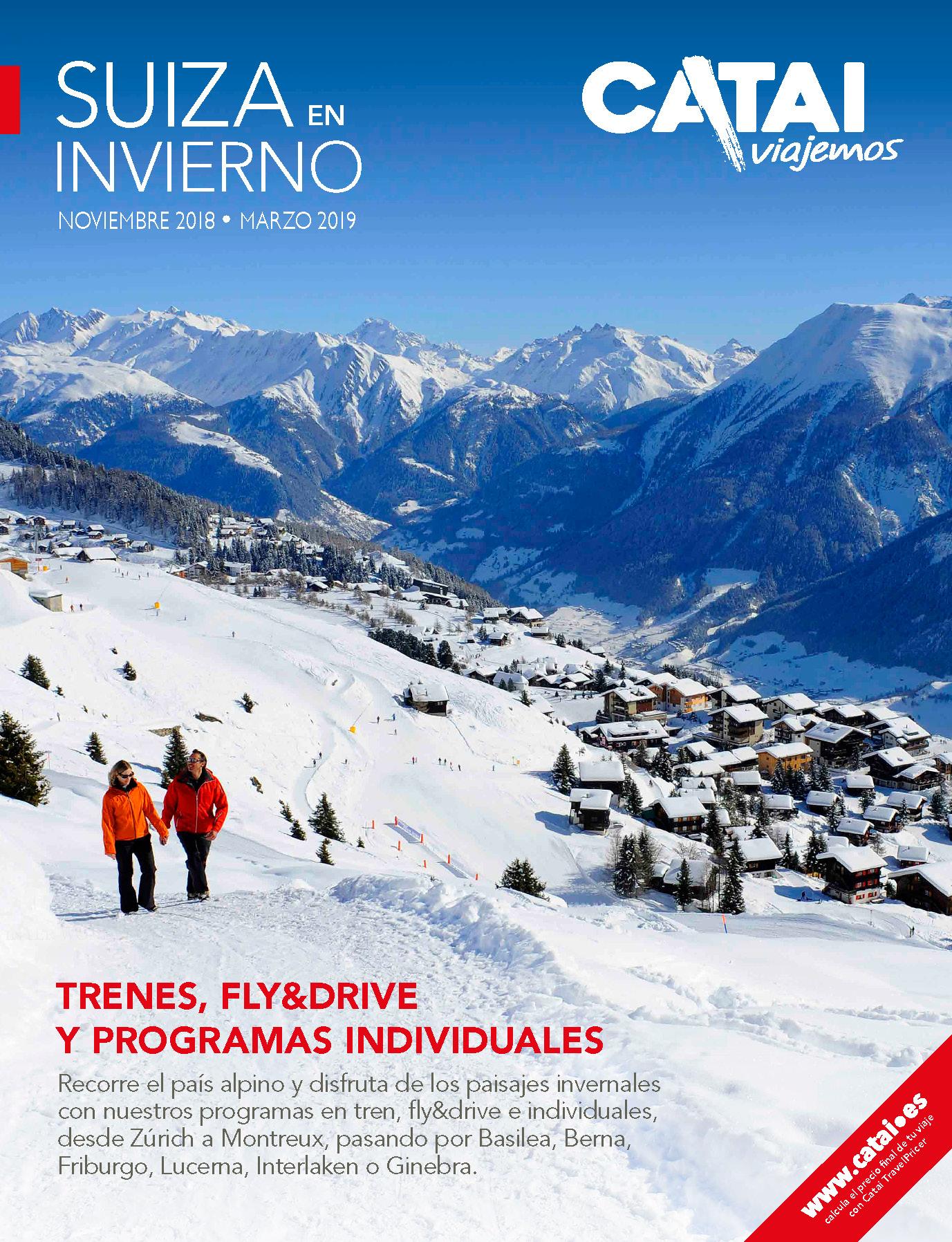 Catalogo Catai Suiza en Invierno 2018-2019