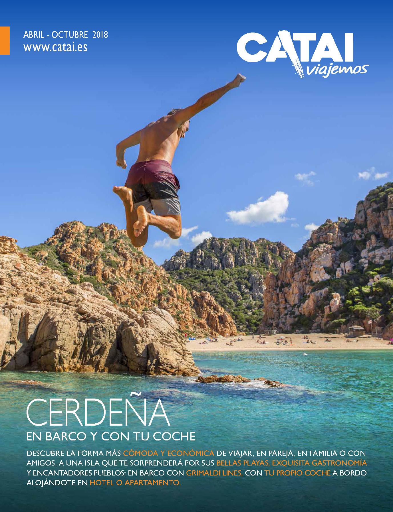 Catalogo Catai Tours Cerdena 2018