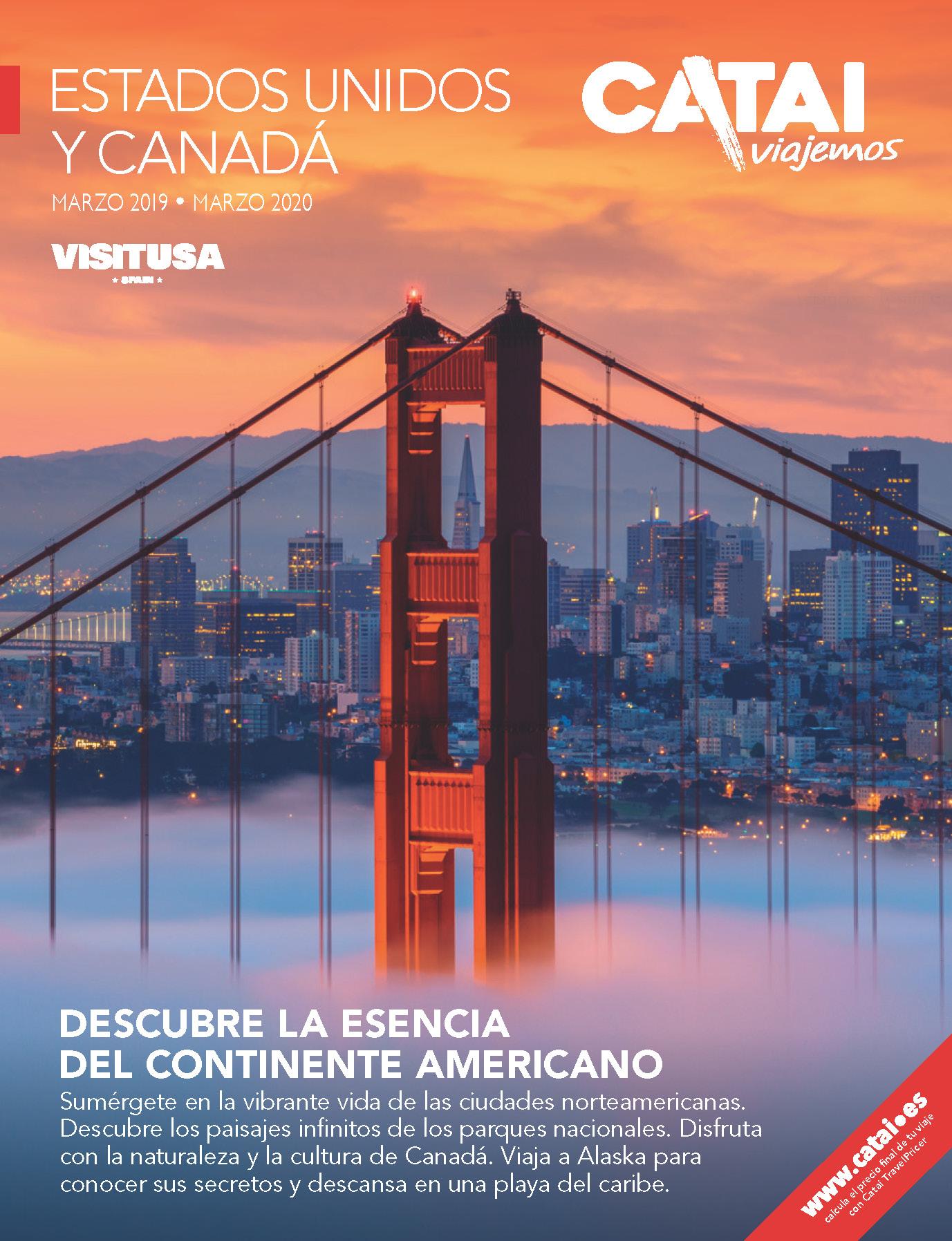 Catalogo Catai USA y Canada 2019-2020