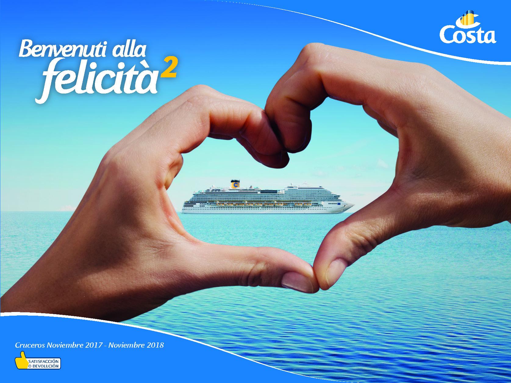 Catalogo Costa Cruceros 2017-2018