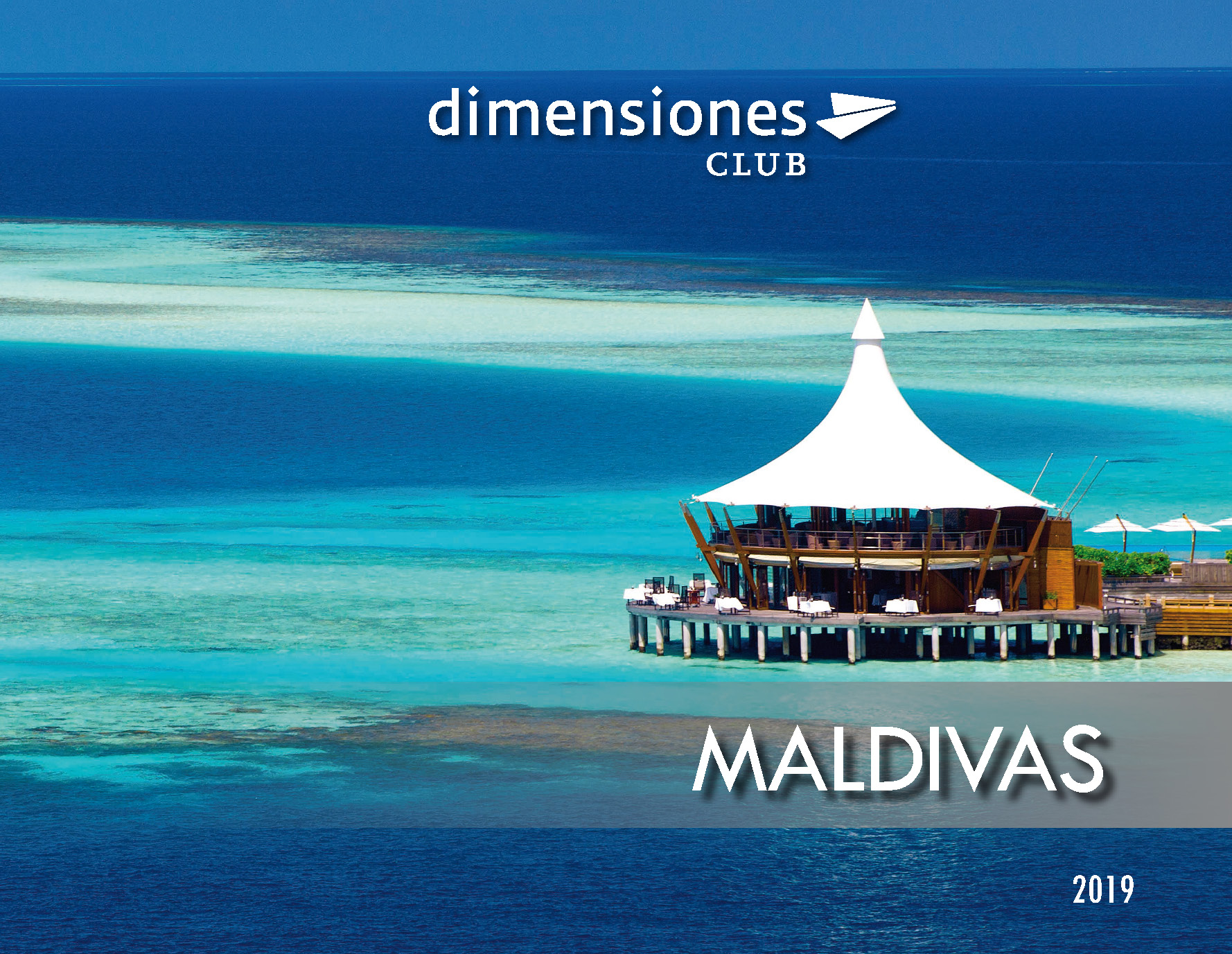 Catalogo Dimensiones Club Maldivas 2019