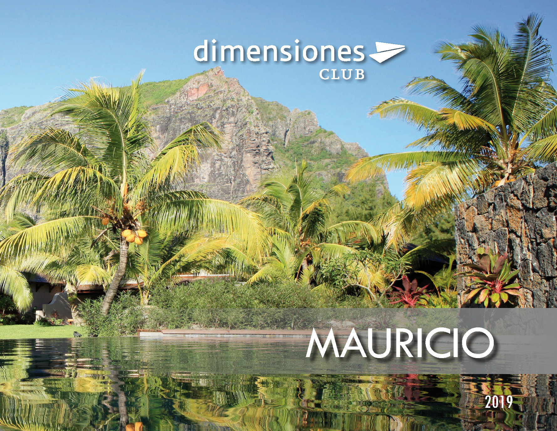 Catalogo Dimensiones Club Mauricio 2019