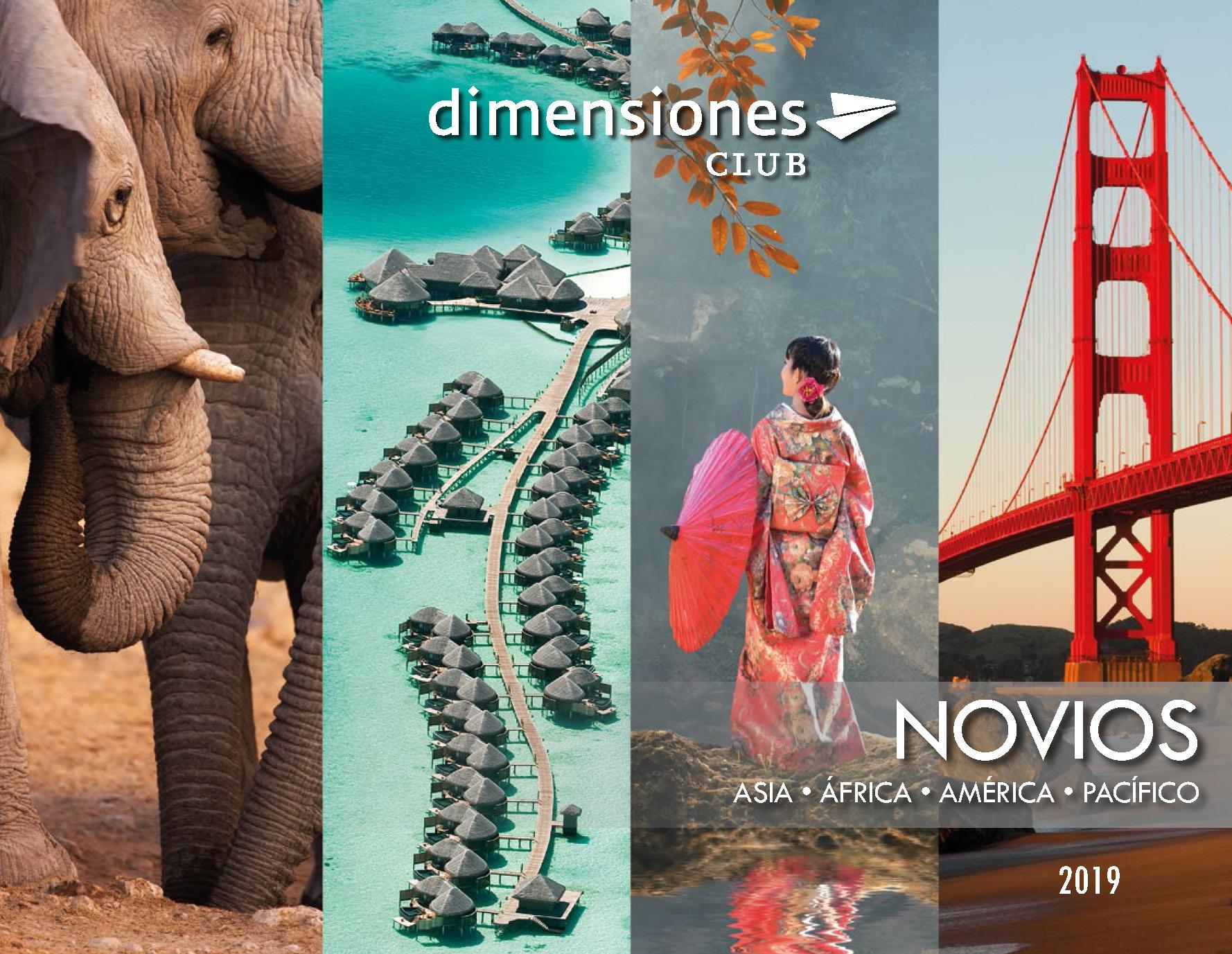 Catalogo Dimensiones Club Novios 2019
