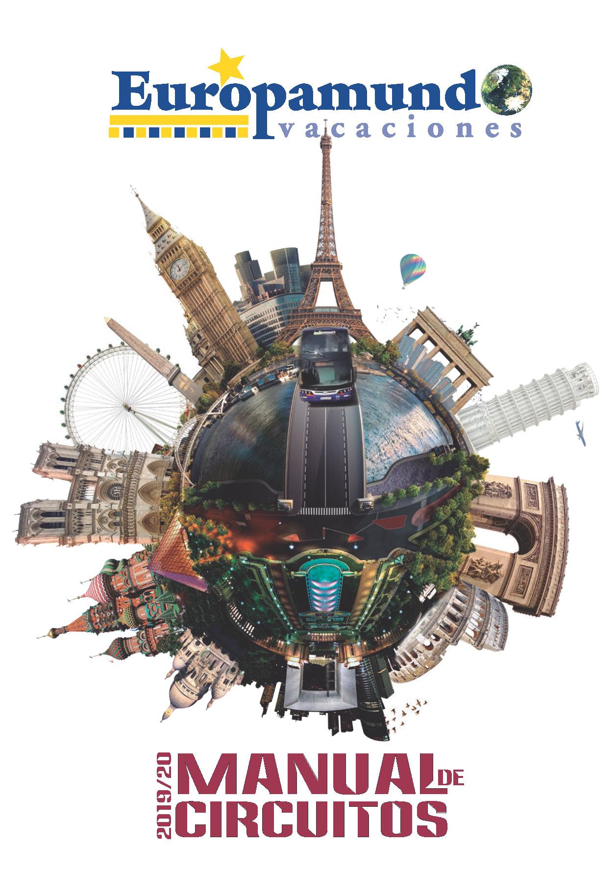 Catalogo Europamundo Información General 2019