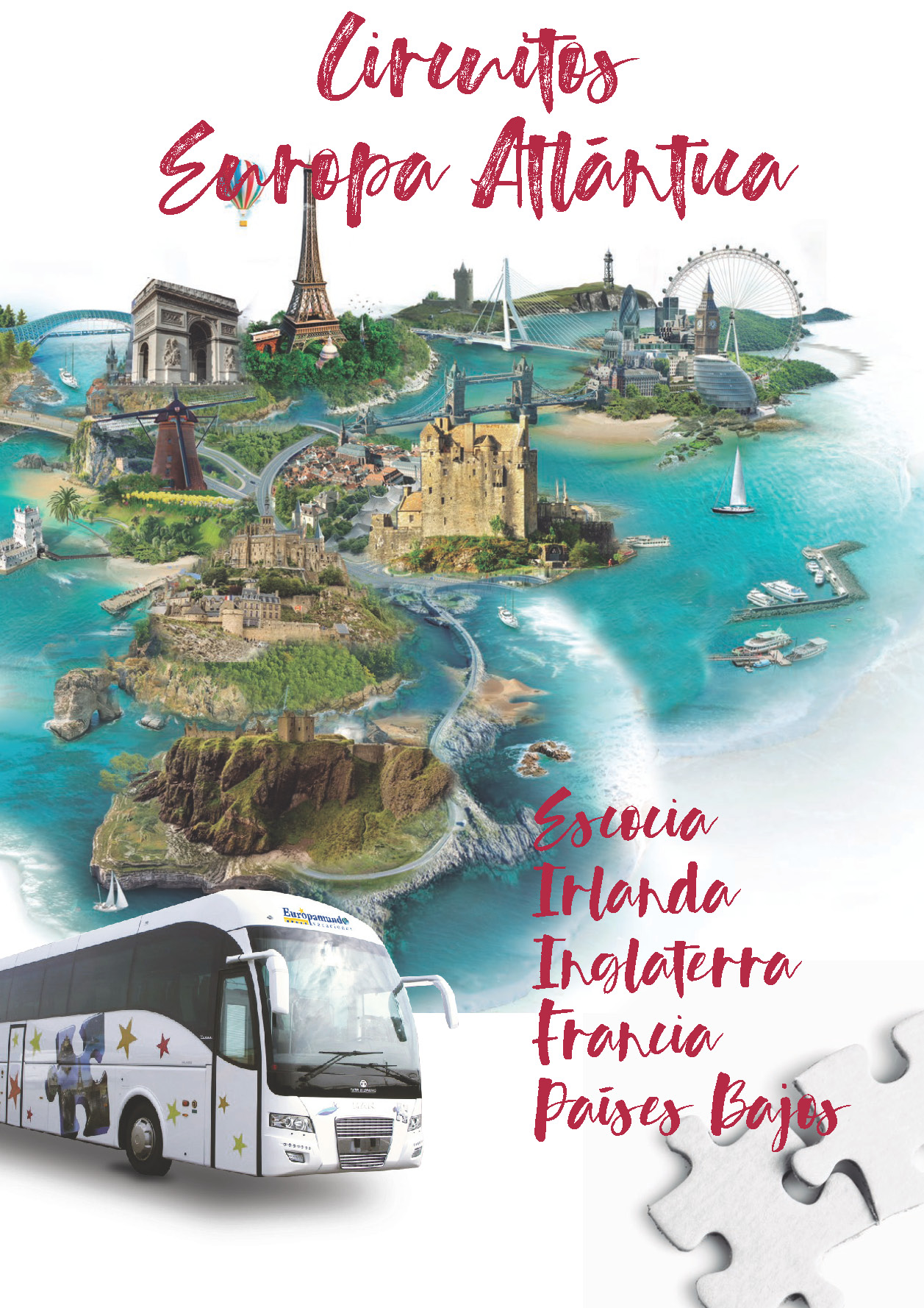 Catalogo Europamundo Vacaciones Europa Atlantica 2018-2019
