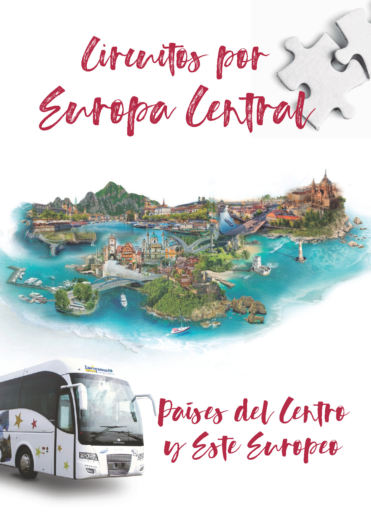 Catalogo Europamundo Vacaciones Europa Central y del Este 2018-2019