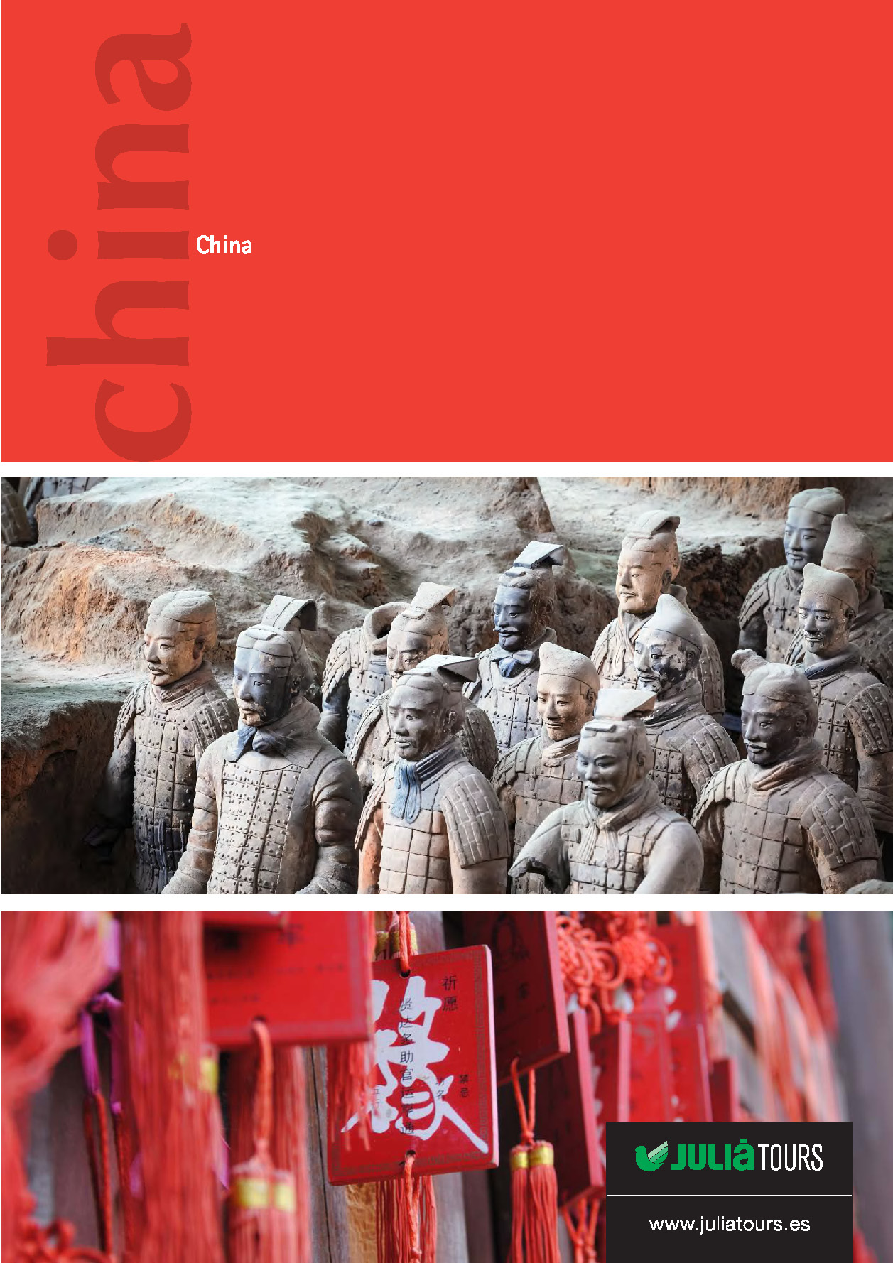 Catalogo Julia Tours China 2017-2018
