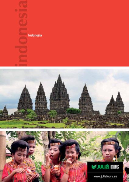 Catalogo Julia Tours Indonesia 2016-2017