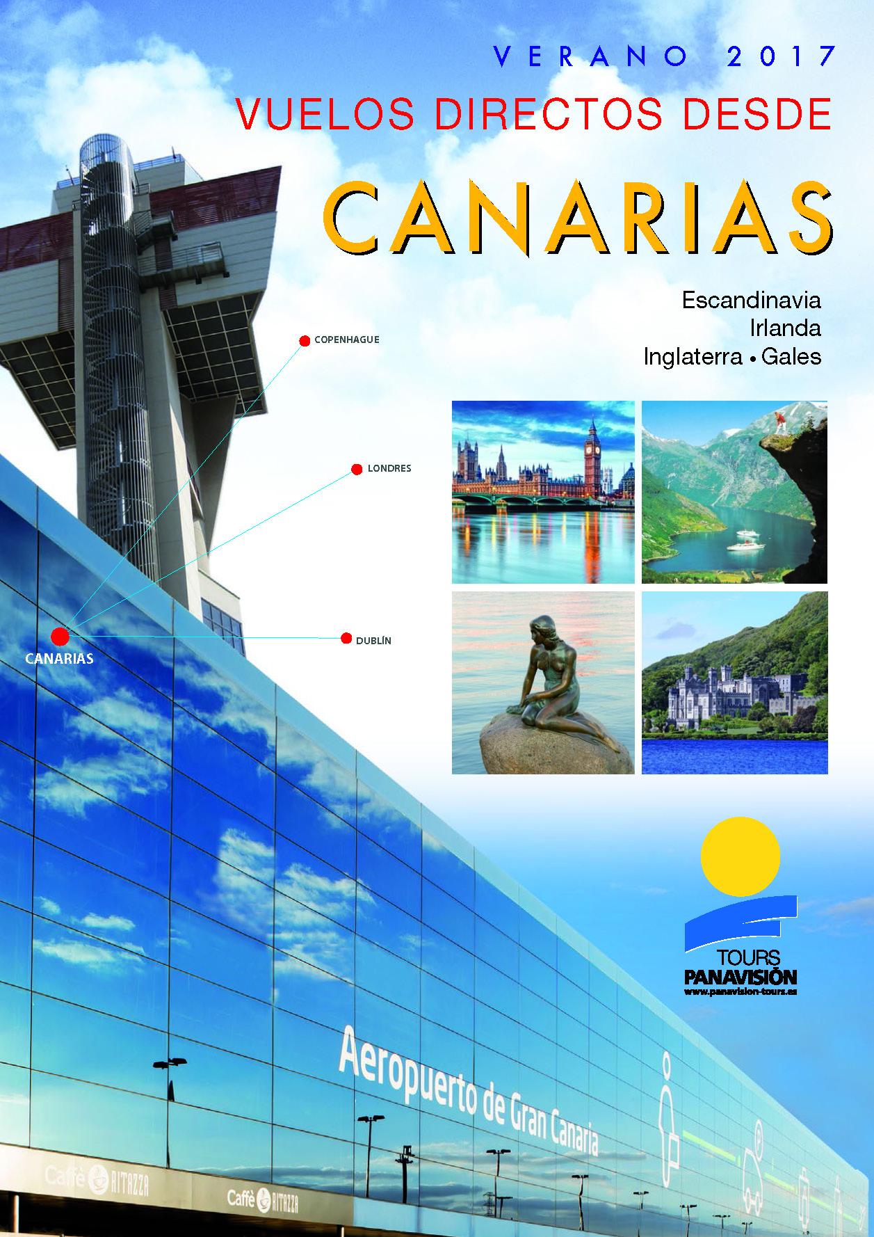 Catalogo Panavision Tours Circuitos Vuelo Directo Canarias TF7