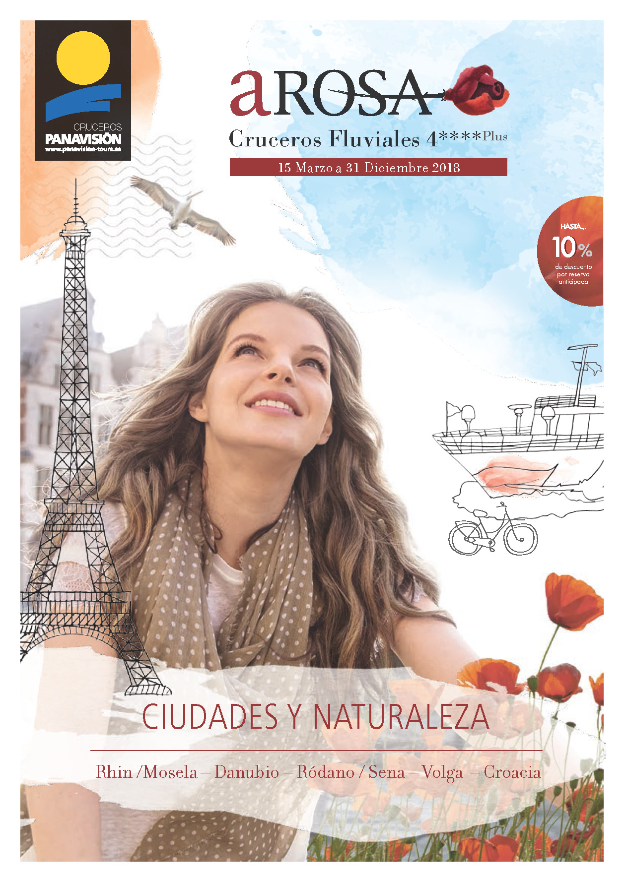 Catalogo Panavision Tours Cruceros Fluviales 2018