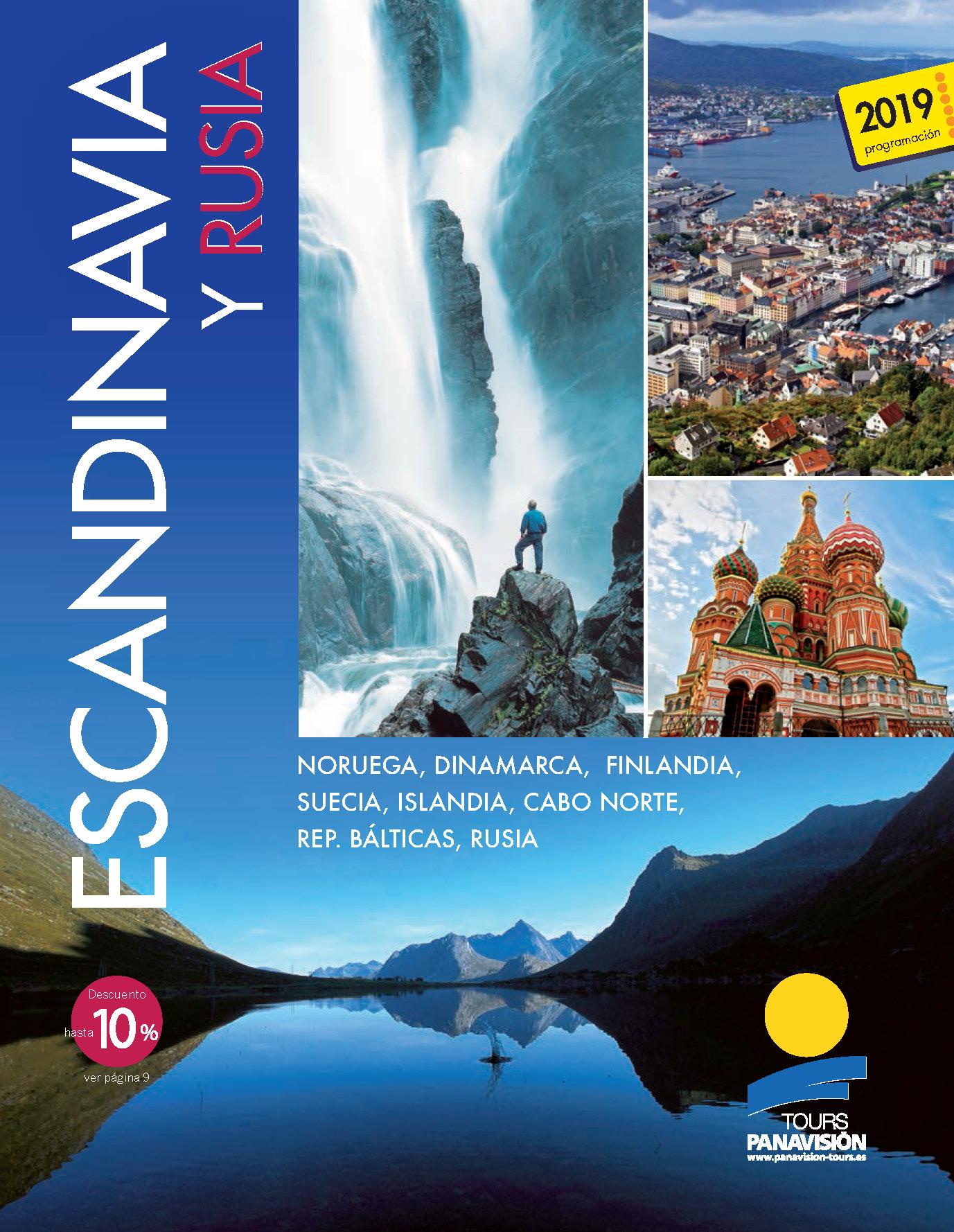 Catalogo Panavision Tours Escandinavia y Rusia 2019 FE9