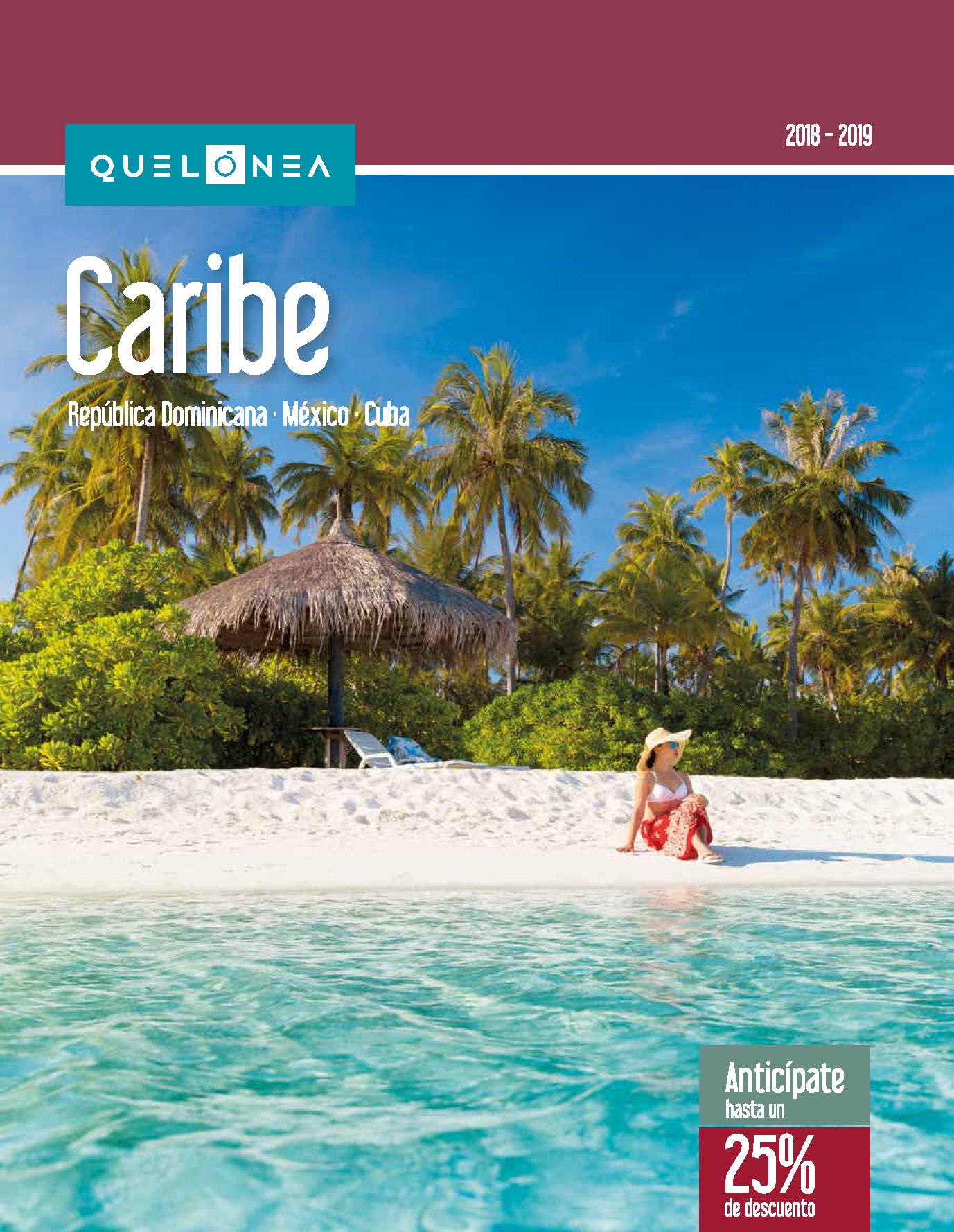 Catalogo Quelonea Caribe 2018-2019