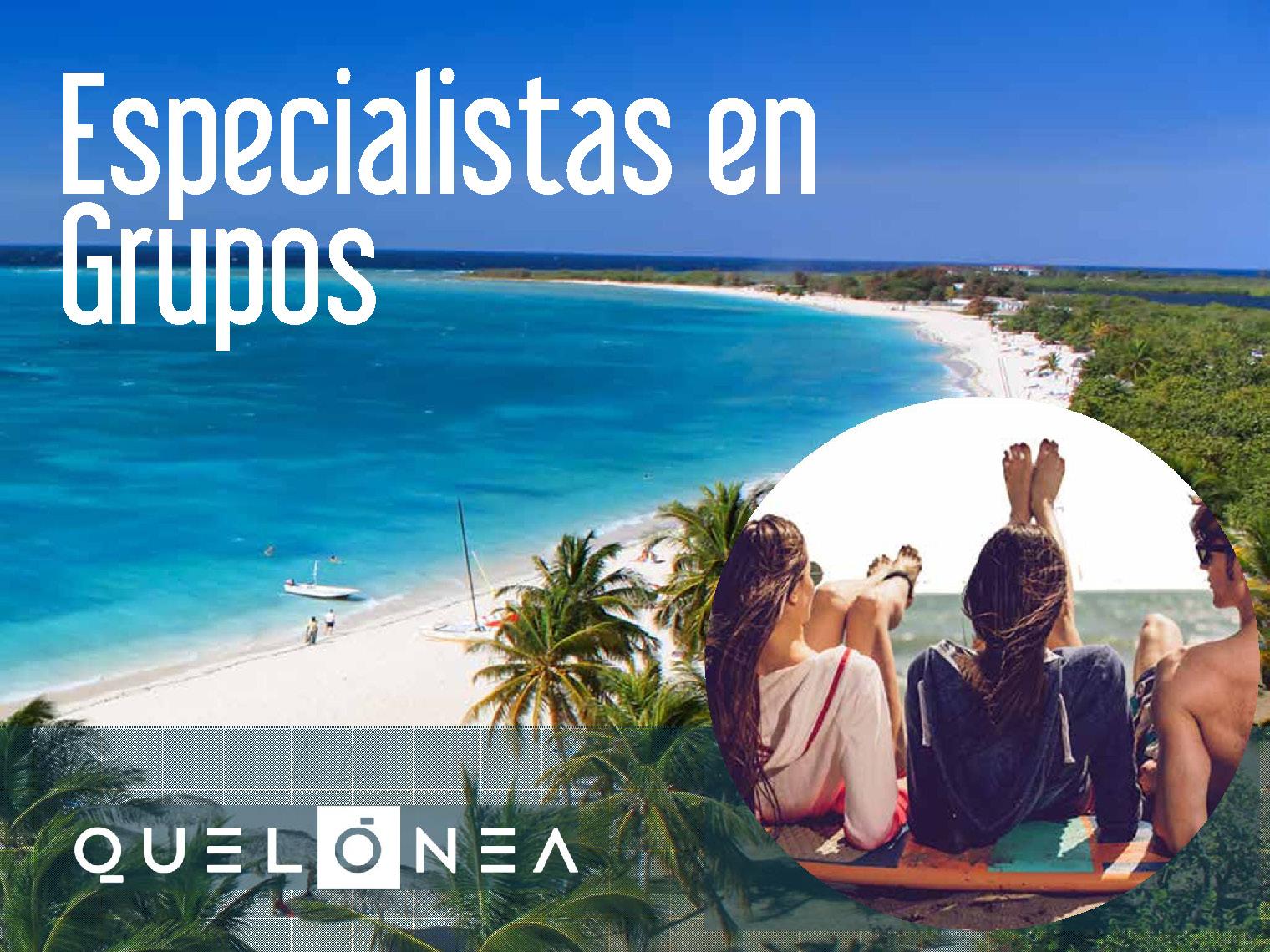 Catalogo Quelonea Grupos Cuba 2018