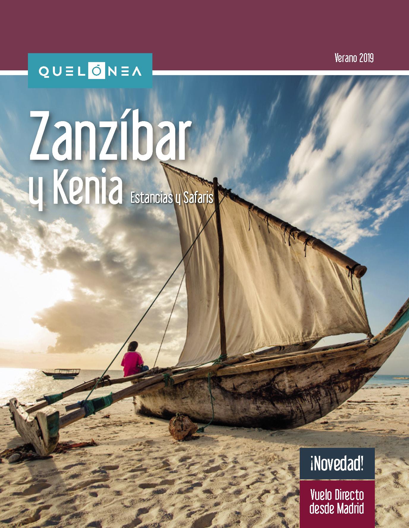 Catalogo Quelonea Zanzibar Verano 2019