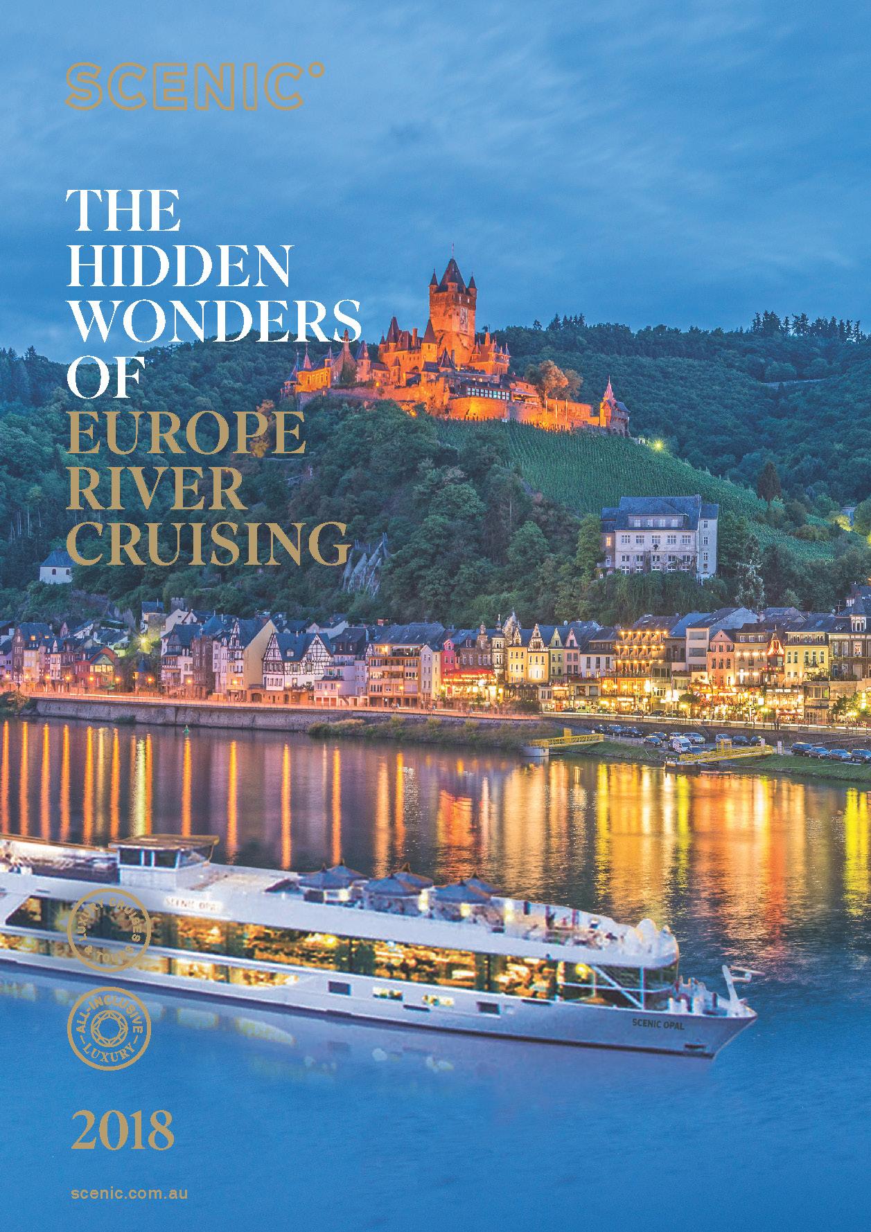 Catalogo Scenic Europa Cruceros Fluviales 2018