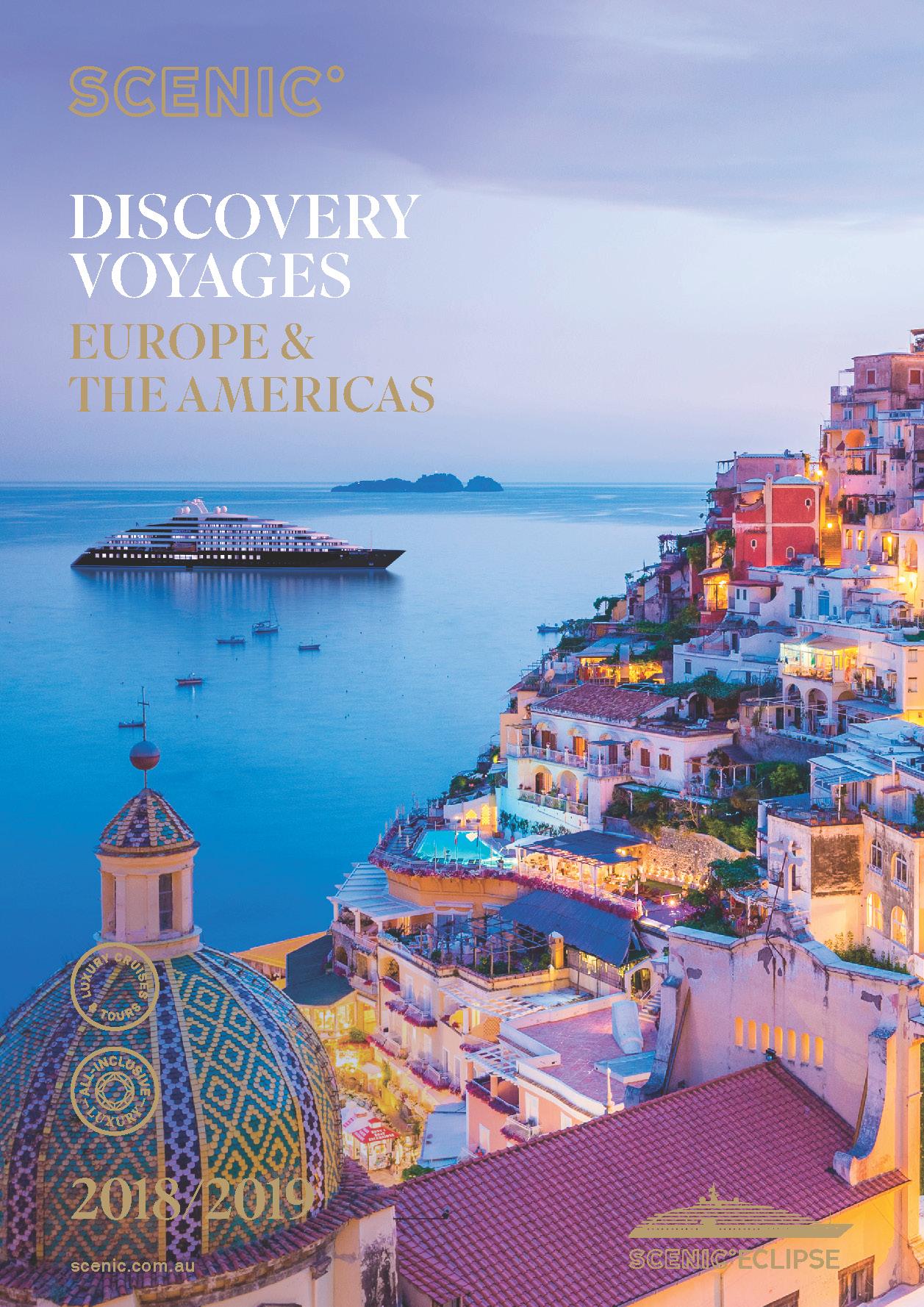 Catalogo Scenic Europa y America 2018-2019 AUD