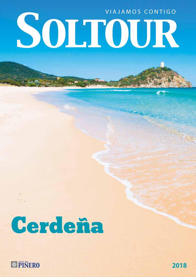 Catalogo Soltour Cerdeña 2018