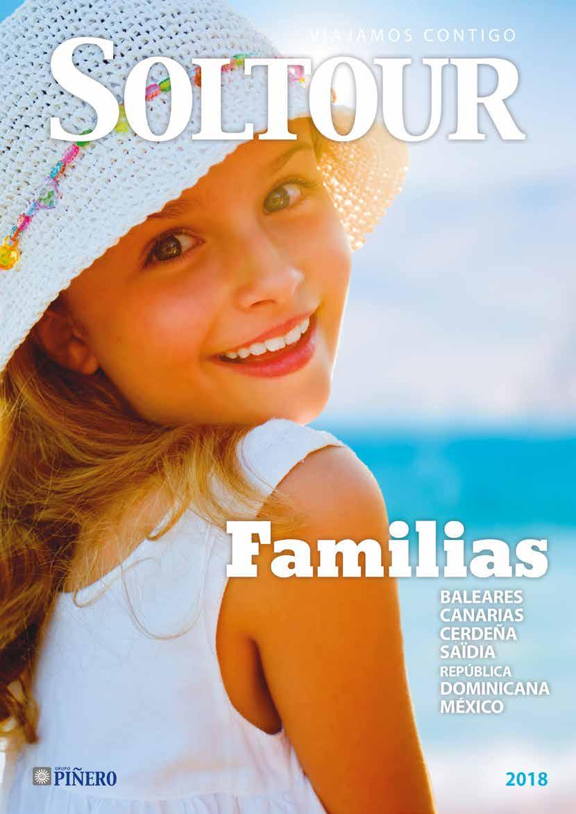 Catalogo Soltour Familias 2018-2019