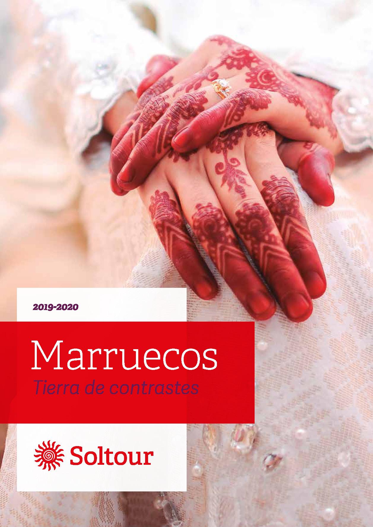 Catalogo Soltour Marruecos 2019-2020