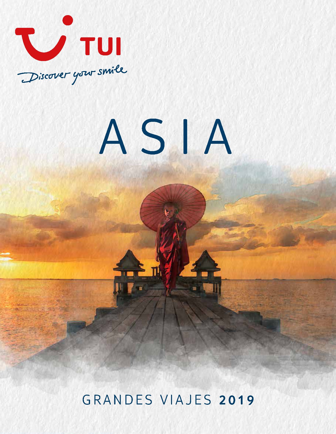 Catalogo TUI Ambassador Tours Asia 2019