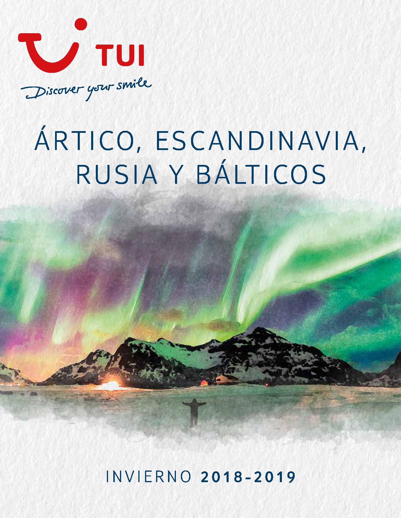 Catalogo TUI Ambassador Tours Escandinavia y Rusia Invierno 2018-2019