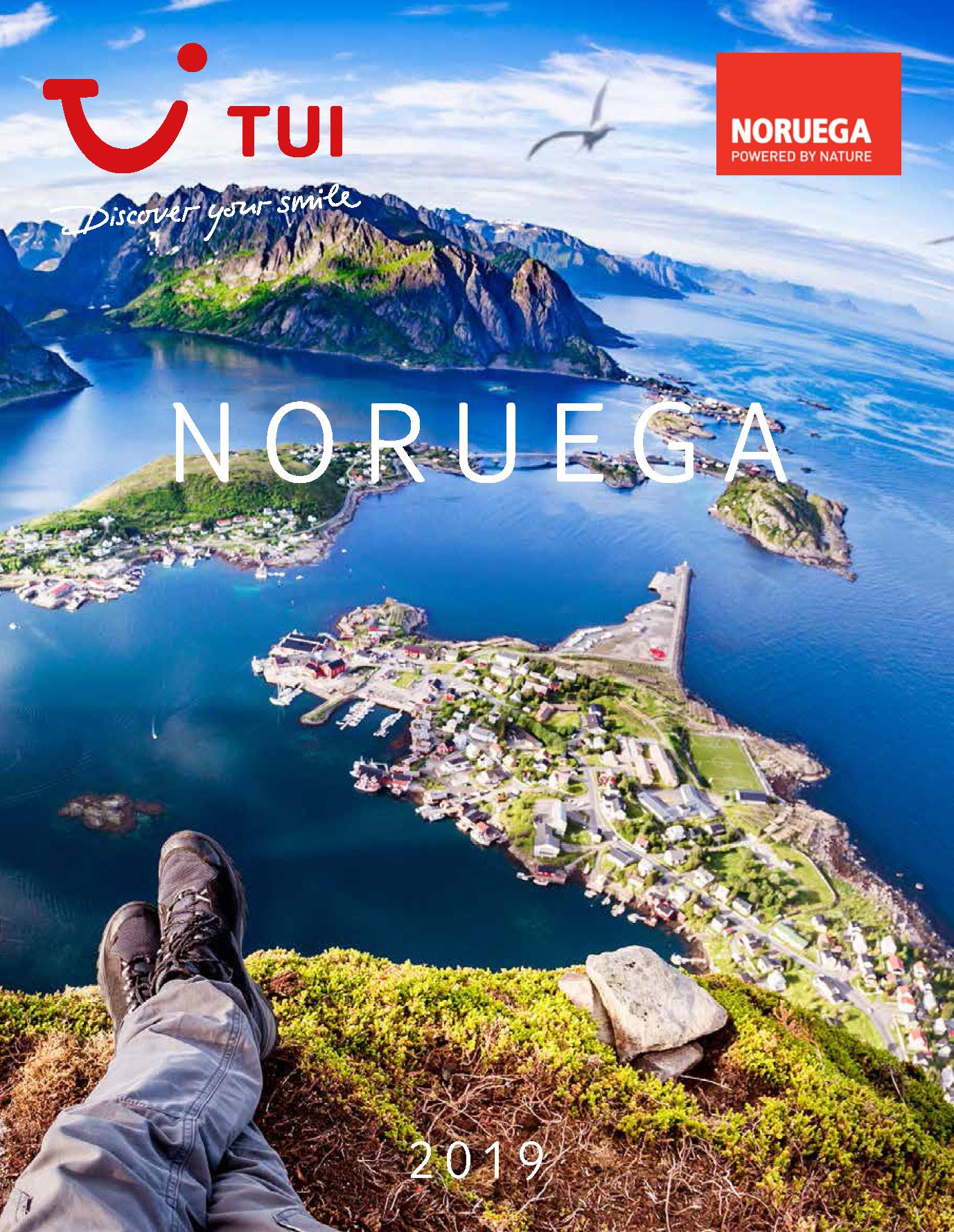 Catalogo TUI Ambassador Tours Noruega 2019