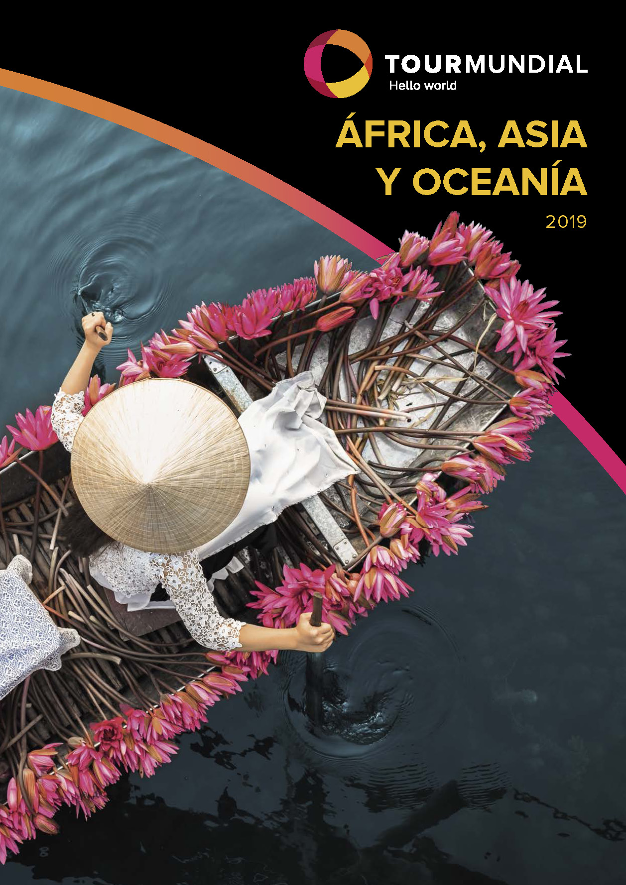 Catalogo Tourmundial Africa, Asia y Oceania 2019
