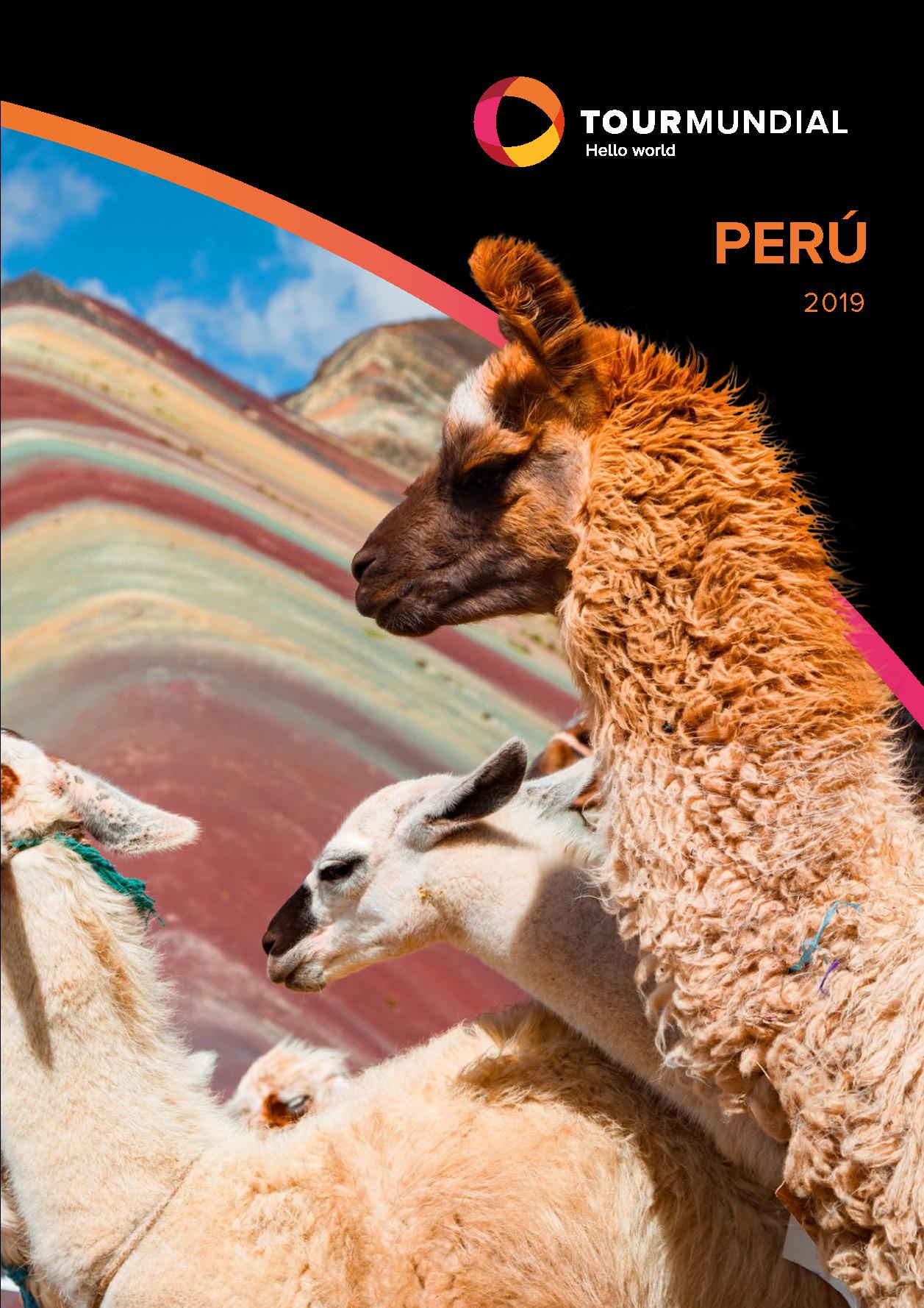 Catalogo Tourmundial Peru 2019