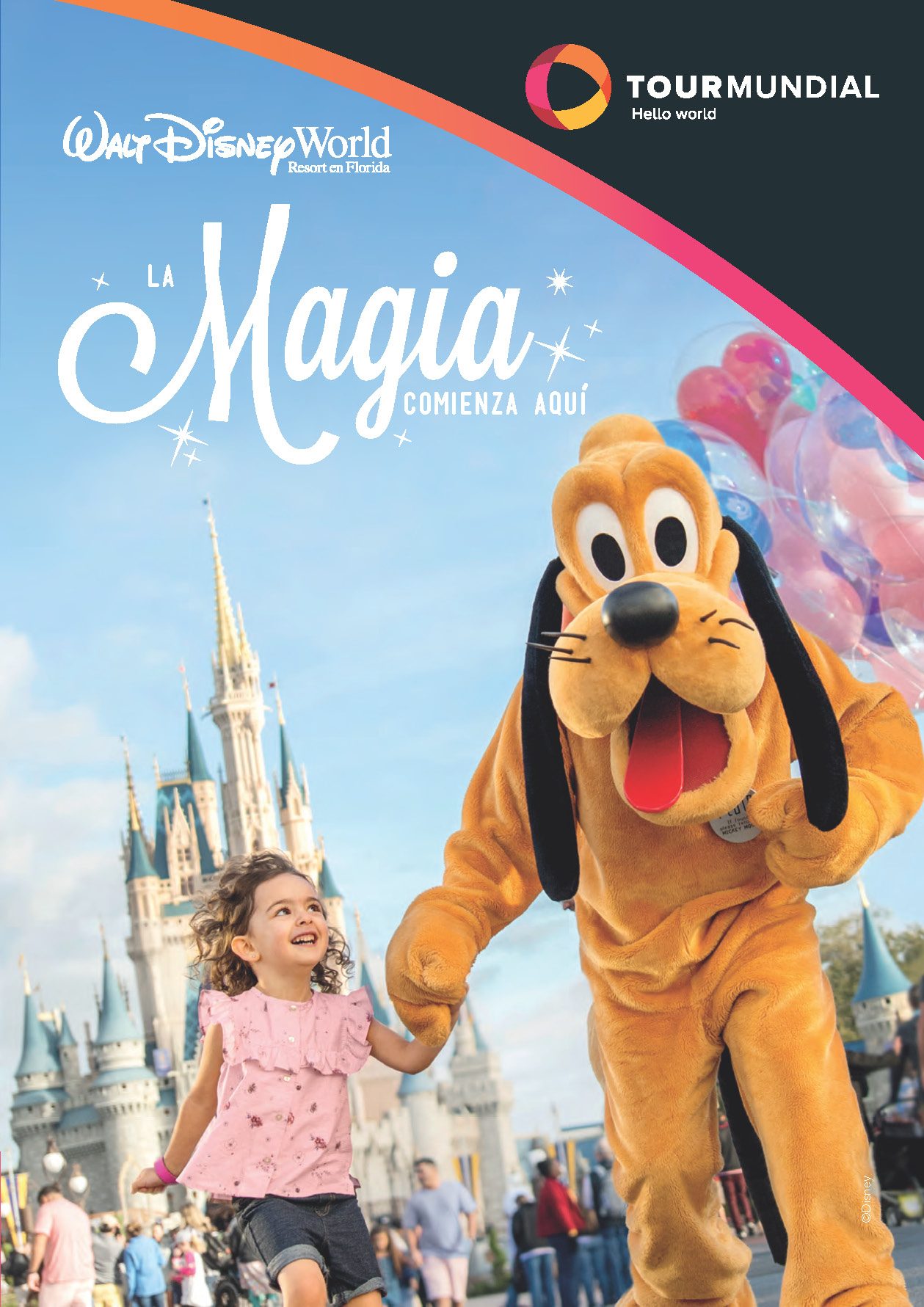 Catalogo Tourmundial Walt Disney World 2019