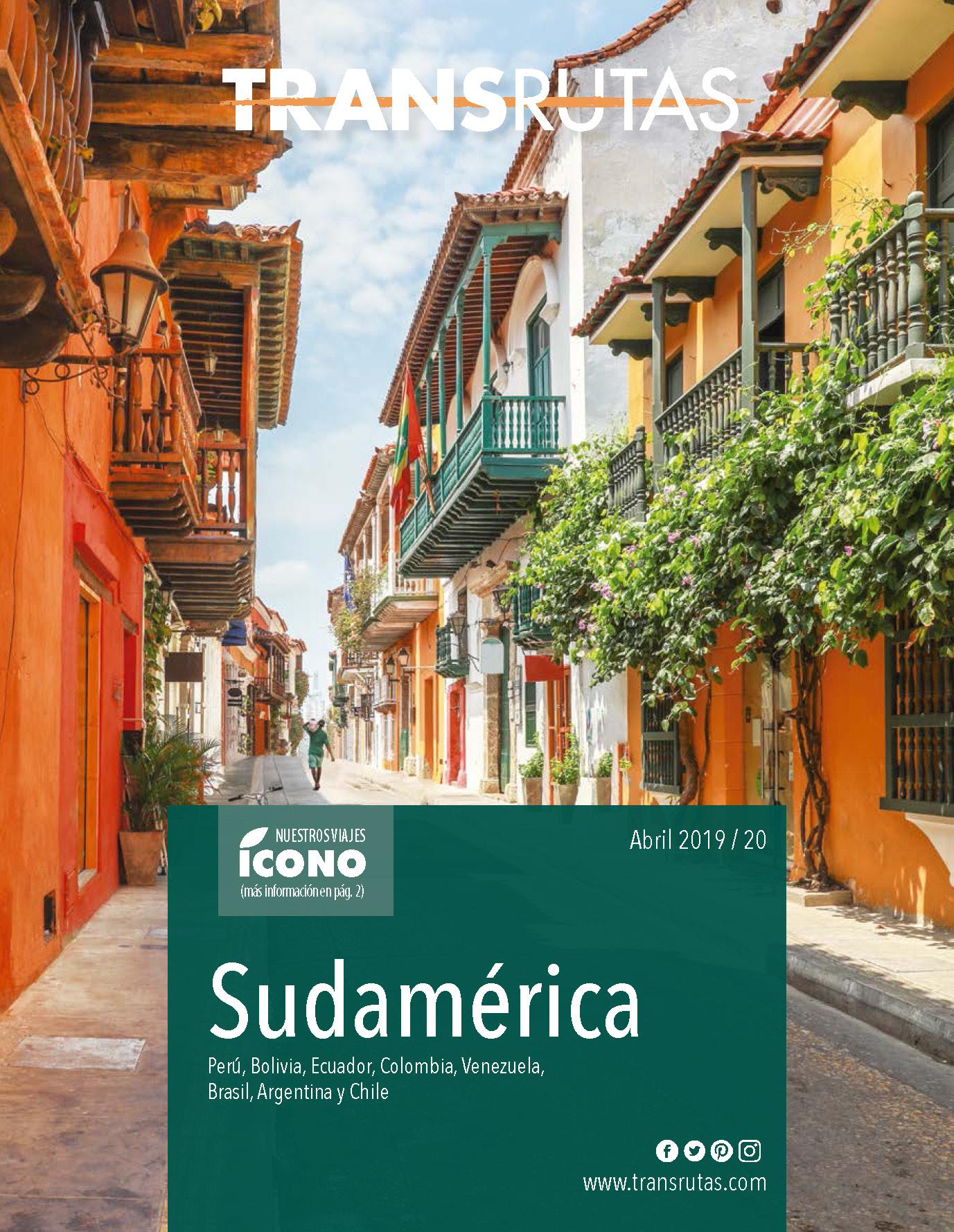 Catalogo Transrutas Sudamerica 2019-2020