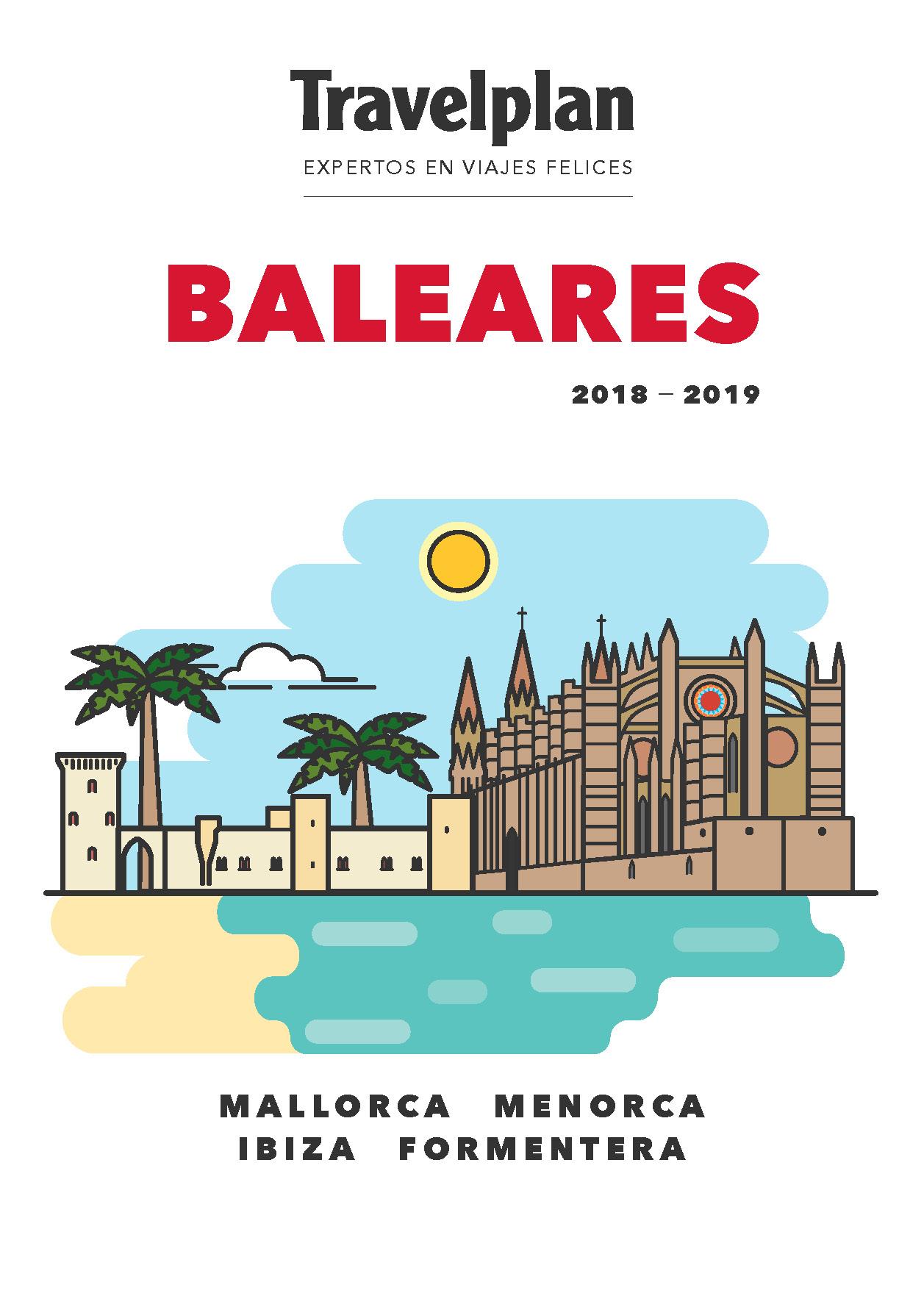 Catalogo Travelplan Baleares 2018-2019