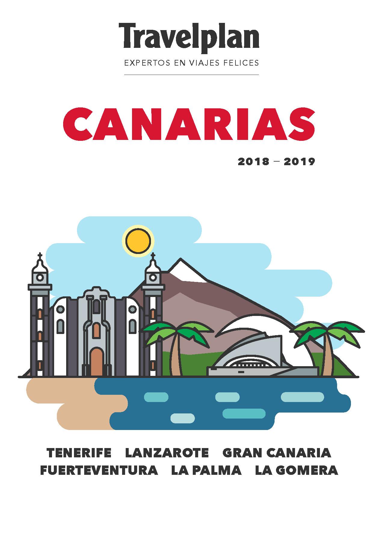 Catalogo Travelplan Canarias 2018-2019