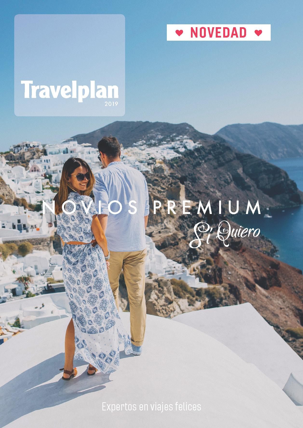 Catalogo Travelplan Novios 2019
