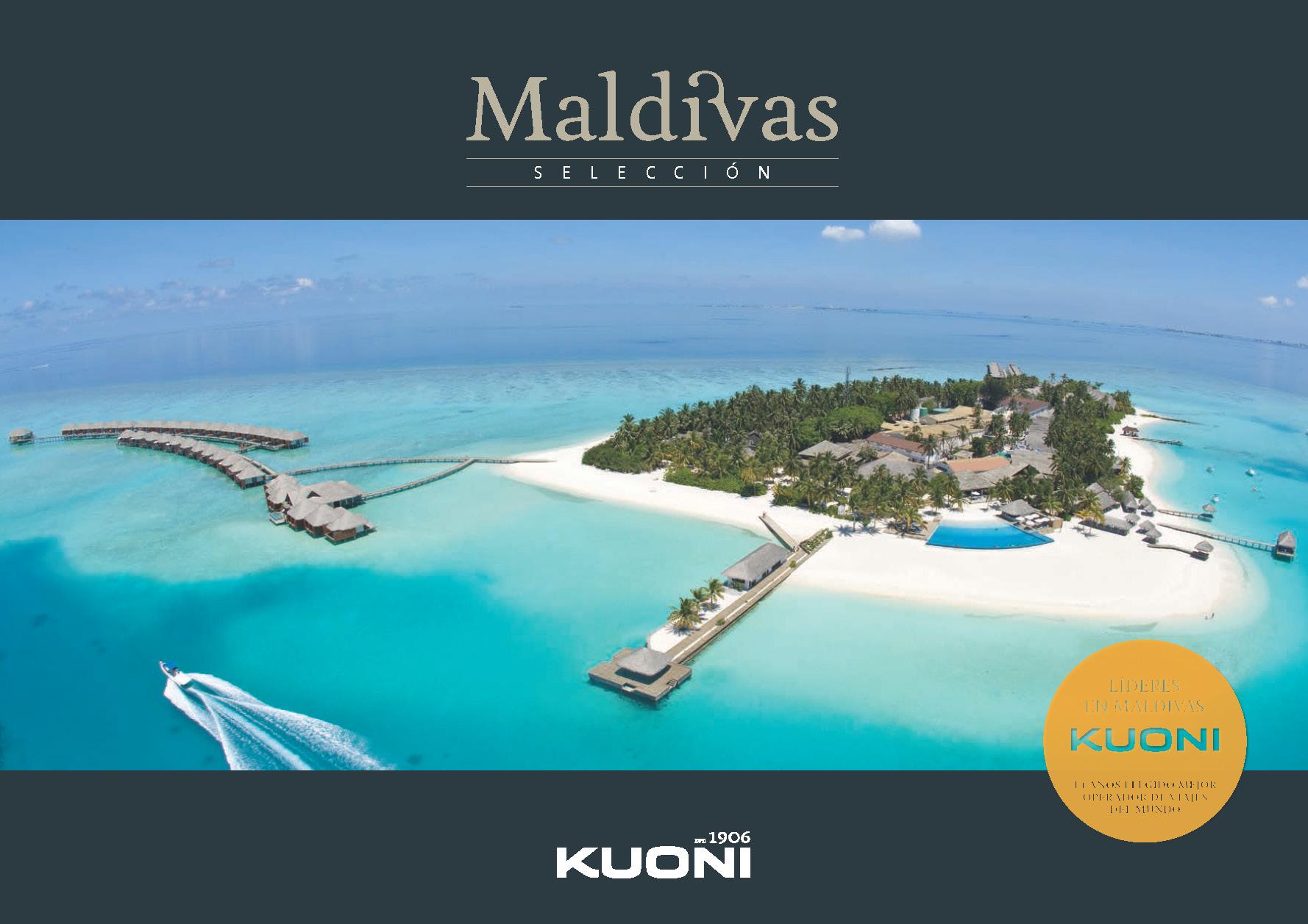 Catalogo Viajes Kuoni Maldivas 2018-2019