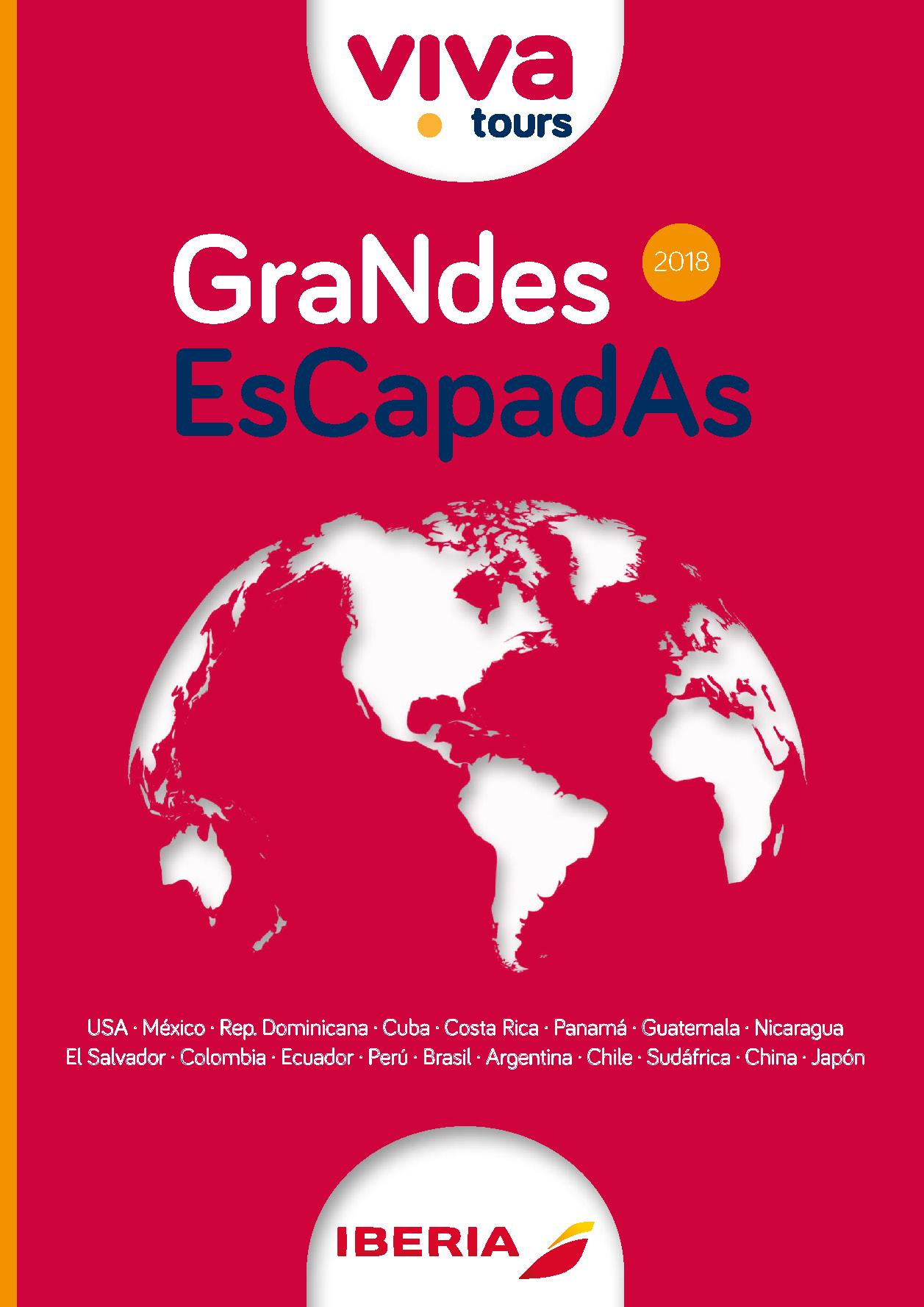 Catalogo Viva Tours Grandes Escapadas 2018