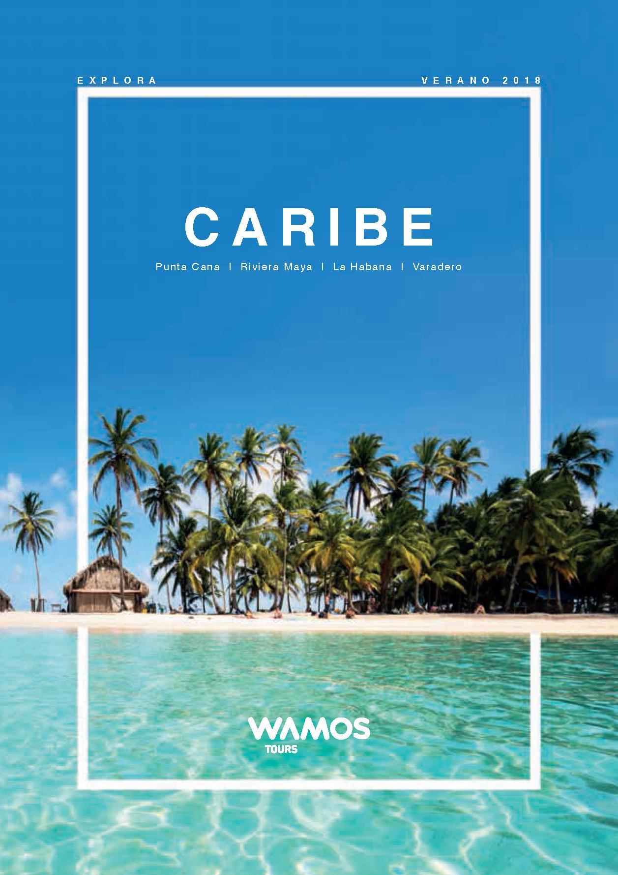 Catalogo Wamos Caribe Verano 2018
