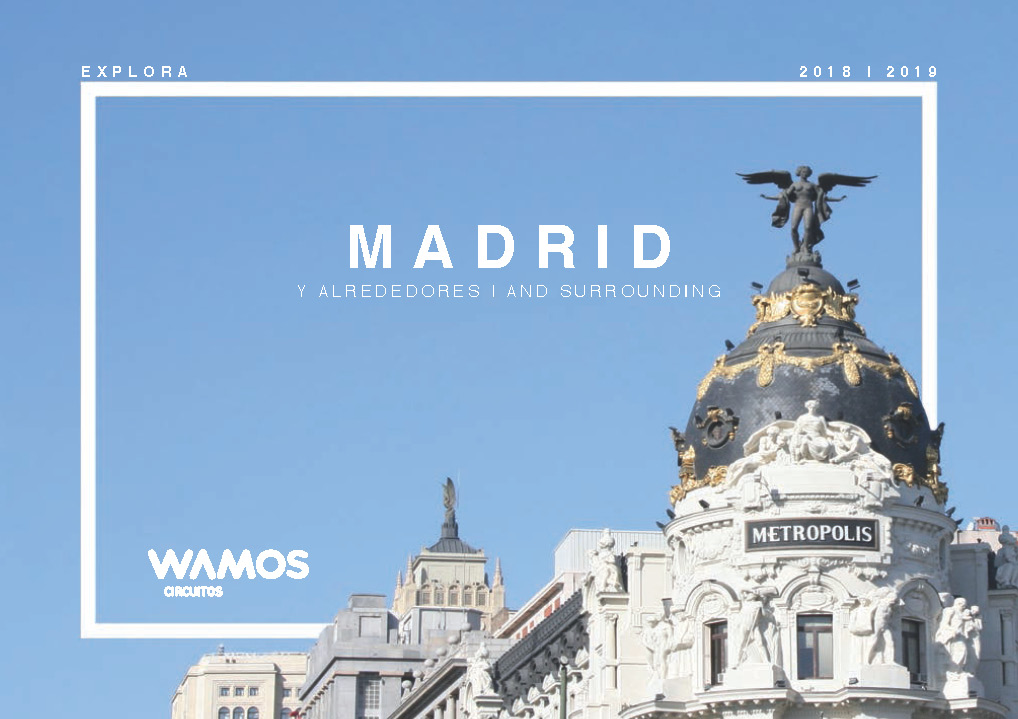 Catalogo Wamos Circuitos City-Tours Madrid 2018-2019