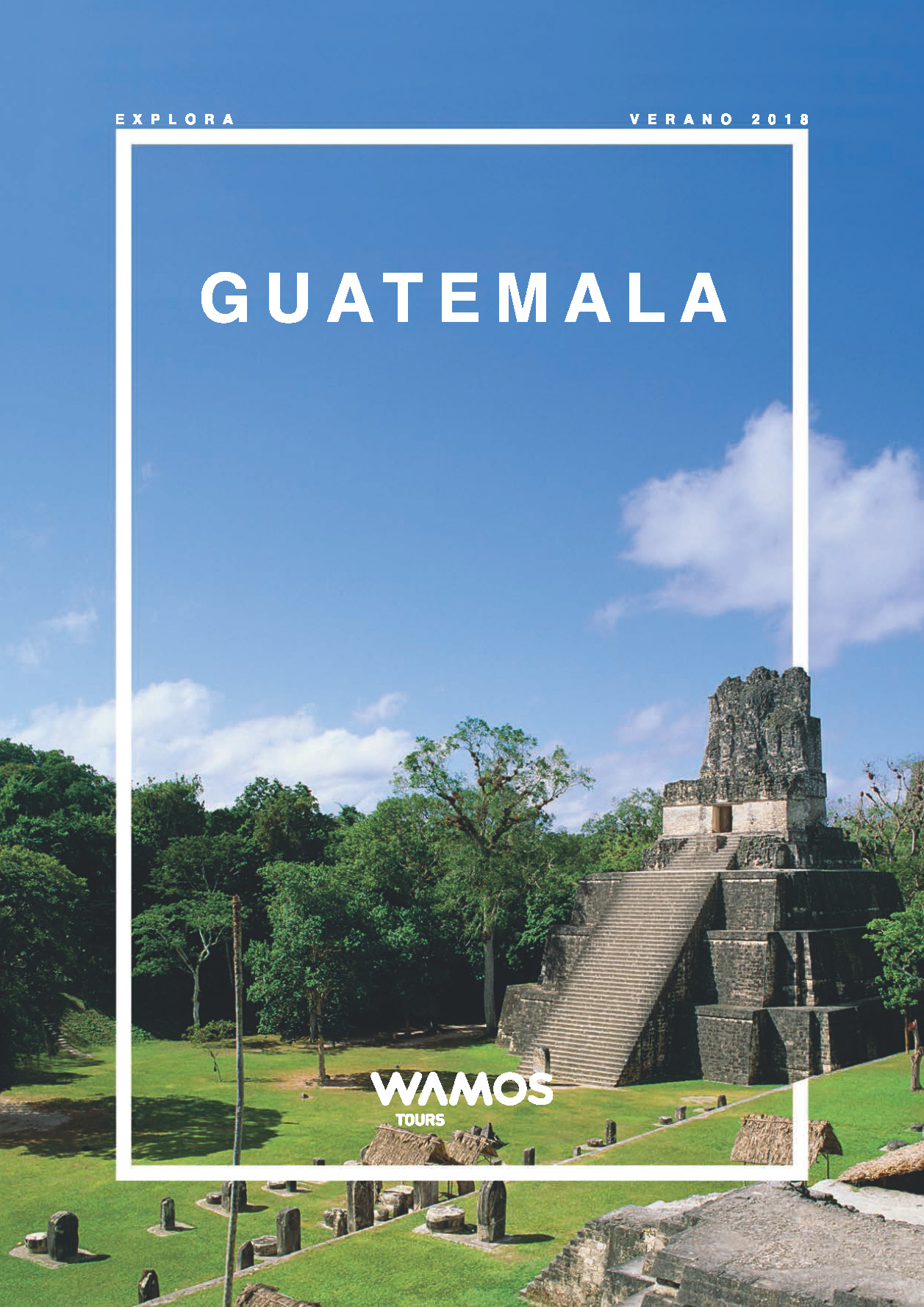 Catalogo Wamos Circuitos Guatemala Verano 2018