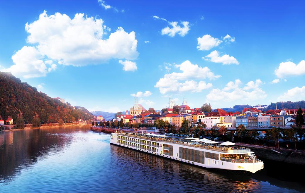 Cruceros fluviales de Panavisión Tours