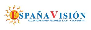 Logo España Visión 300x100px