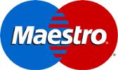 Logo tarjeta Maestro